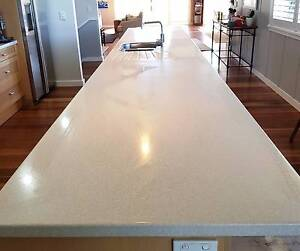 5 Metre Corian Stone benchtop , with sink & tapware included Dee Why Manly Area Preview