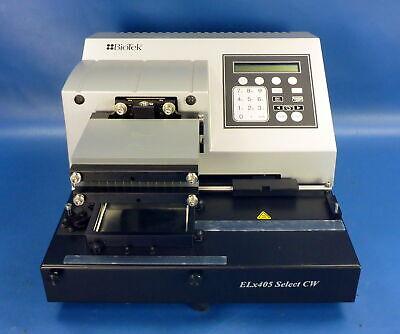 BioTek ELx405 Select CW Microplate Washer
