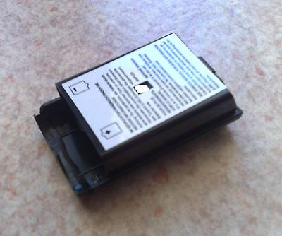 NEW Black Replacement Battery Cover for Xbox 360 controller - Case, Shell,...