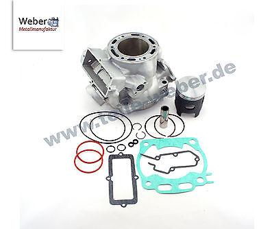 Kawasaki KX 250 Zylinder Kit Wössner Kolben Dichtsatz Zylinderkit Bj. 92-01 *