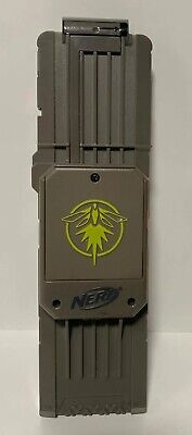Nerf N-Strike Firefly 18 Round Light Up Gray Magazine Clip: Tested and Working