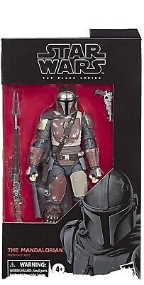 Star Wars 6 inch Black Series The Mandalorian Action Figure New Pre Order