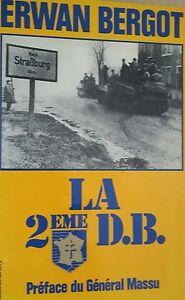"""Livre"""" la 2eme D.B. """" Erwan Bergot - 1980 - France - État : Occasion : Objet ayant été utilisé. Consulter la description du vendeur pour avoir plus de détails sur les éventuelles imperfections. Commentaires du vendeur : """"tbe"""" - France"""
