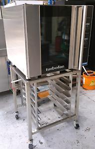 Bakbar E32D4 steam injection convection oven Dandenong Greater Dandenong Preview