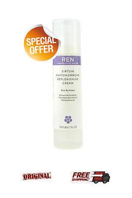REN Sirtuin Phytohormone Replenishing Cream - 50 ml ()