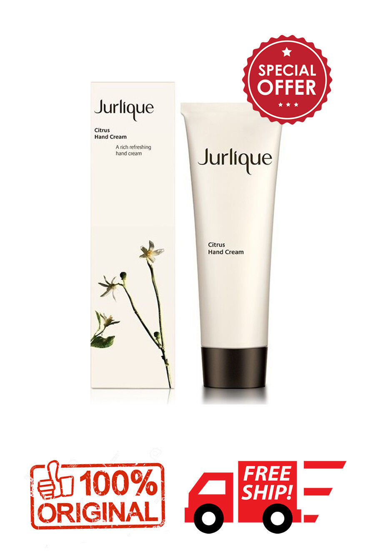 NEW JURLIQUE ROSE Hand Cream 125ml Restore Hydrate Nourish