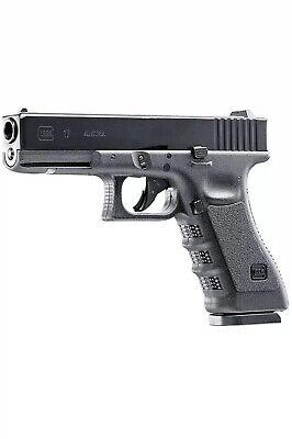 Glock 17 Gen3 w/ Metal Blowback .177 BB Handgun CO2 Gas Semi-Auto Pistol Air Gun