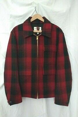 Kent & Curwen David Beckham Red Checked Wool Flannel Jacket Made in Italy