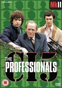 THE PROFESSIONALS - Complete Series 2 (MK II) Collection Boxset (NEW DVD)
