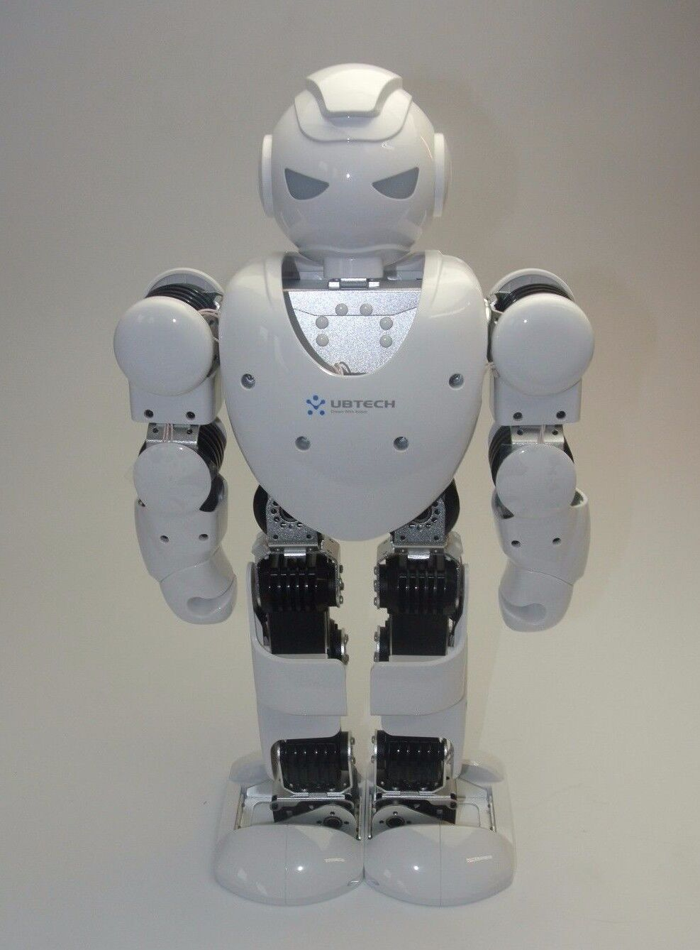 Summary Ubtech Alpha 1s Intelligent Humanoid Robotic White Robot Find Helpful Customer Reviews And Review Ratings For At