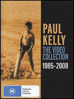 PAUL KELLY - THE VIDEO COLLECTION 1985-2000 DVD ~ GREATEST HITS ~ BEST OF