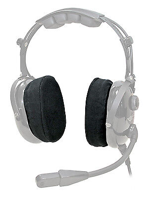 ASA Cloth Earseal Covers | ASA-HS-1-COVER | Fits most major brands of headsets