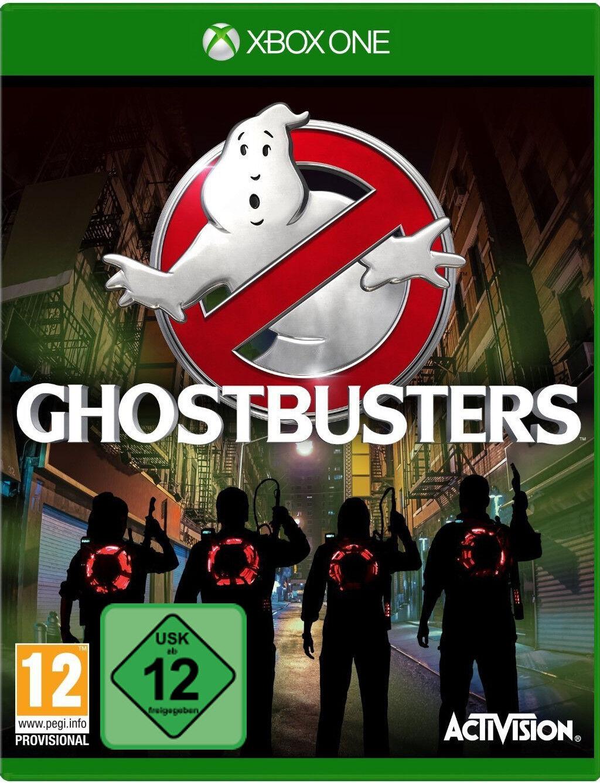 Xbox One Spiel Ghostbusters Neu&ovp