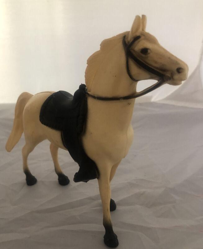 "Vintage 7"" HARTLAND Plastic Western Common Wrangler  Walking HORSE"