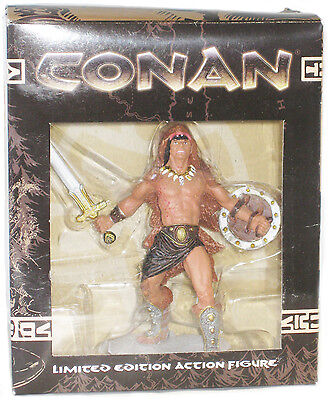 Conan Action Figure Dark Horse THQ Video Game for Collectors Limited Edition-NEW