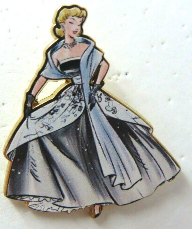 Disney Pin Designer Couture Cinderella LE 4800 #130431