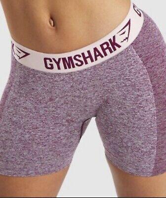 GYMSHARK FLEX LEGGINGS SHORT SIZE XS
