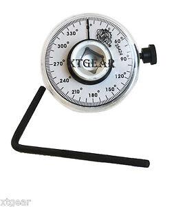 1 2 dr angle meter measurer torque angle gauge rotation for Limited angle torque motor