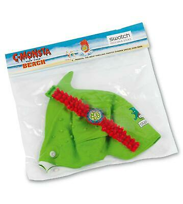 Swatch Scuba 200 Special SDZ101Pack C - MONSTA Watch 1995 Collection