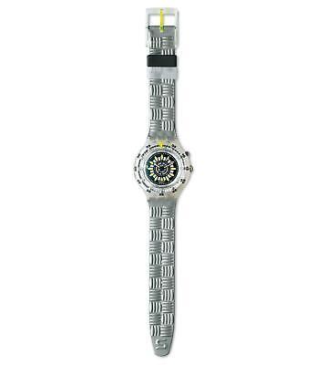 Swatch Scuba 200 Loomi SDK907 WALK ON Watch 1996 Collection