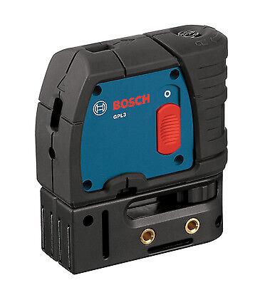 Bosch GPL3-RT 1.5V 3-Point Self-Leveling Alignment Laser  w/Full Warranty