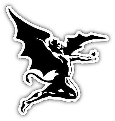 BLACK SABBATH Sticker Decal *4 SIZES*  Heavy Metal Vinyl Bumper Wall Angel Ozzy Heavy Metal Stickers