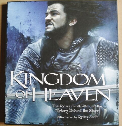 R90993 Kingdom of Heaven: The Ridley Scott Film and the History Behind The S