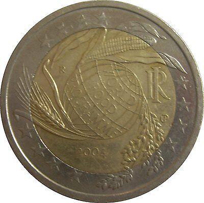 --  2 EURO COMMÉMORATIVE ITALIE 2004 - PROGRAMME ALIMENTAIRE MONDIAL