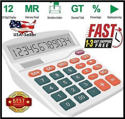 Helect Calculator, Standard Function Desktop Calculator,
