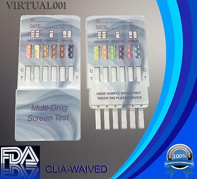 12 Panel Urine Dip Drug Test 12 Drugs Fda Clia  Tests 12 Drugs Instantly