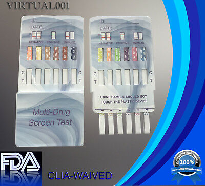 12 Panel Home Drug Testing Kit   Tests 12 Drugs Instantly   Free Shipping