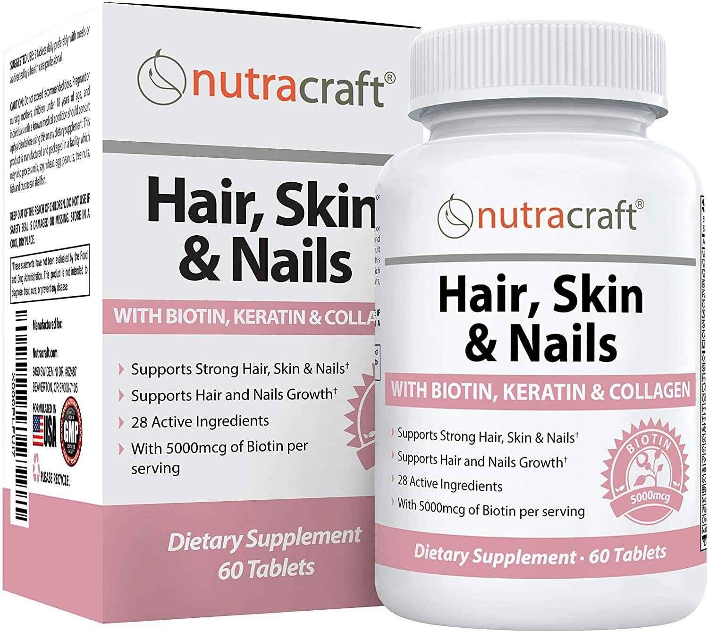 Mejores pastillas para hacer crecer el cabello