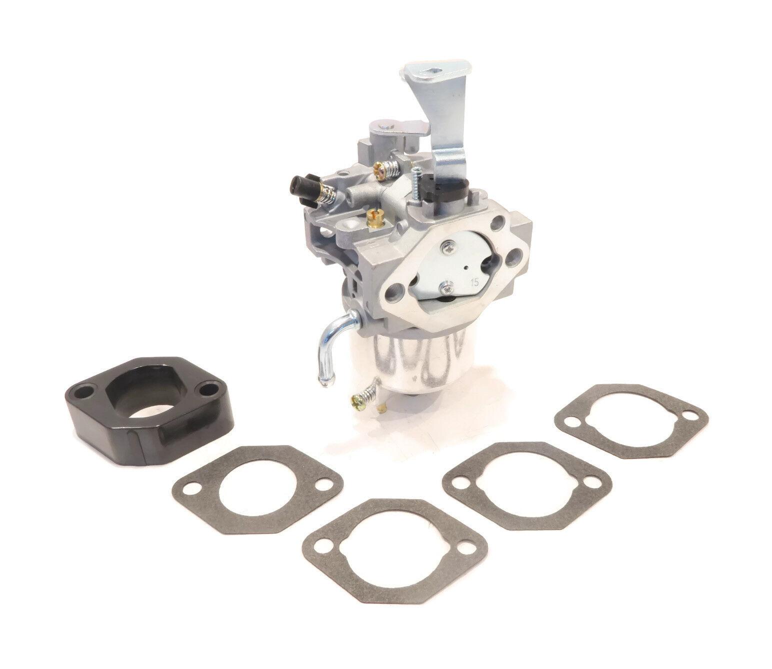 CARBURETOR w// GASKETS fits Briggs /& Stratton 185432-0538-A1 185432-0538-B1 Mower