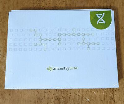 AncestryDNA Genetic Testing DNA Test Kit - Ancestry Genealogy -All Fees Included