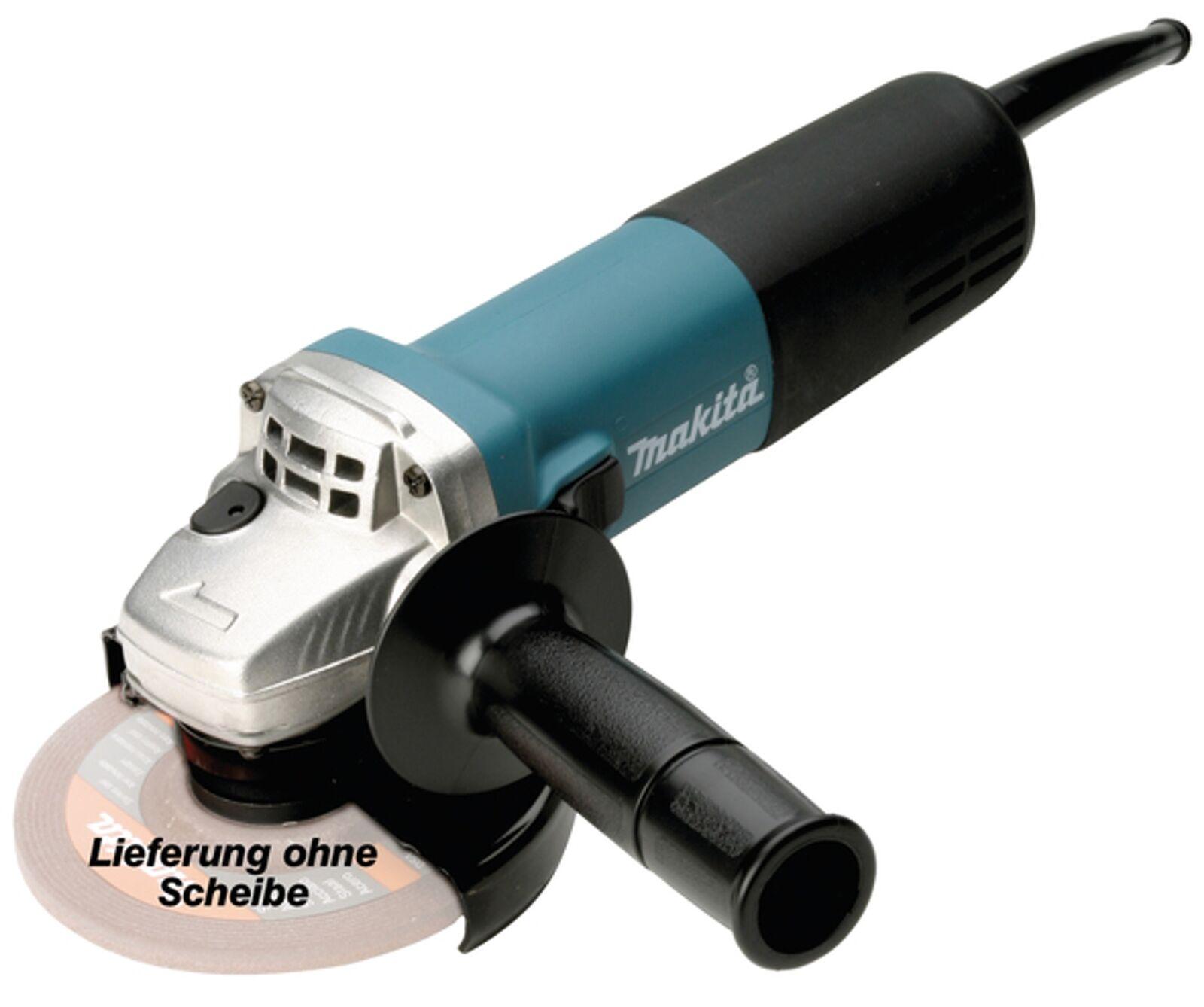 Makita Winkelschleifer 9558NBRZ 125mm 840W