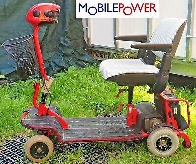Shoprider Invamed SL8M Mobility Scooter NEW Strident Batteries Free UK Delivery