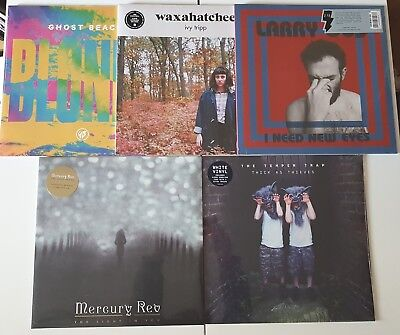 INDIE & EXP LP COLOURED VINYL BUNDLE ALL NEW SEALED!! RECORD COLLECTION JOB LOT