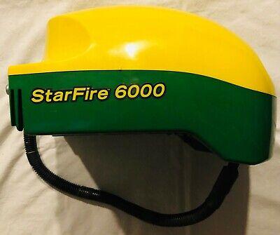 John Deere Greenstar Starfire 6000 Gps Receiver Sf1 Position Reciever