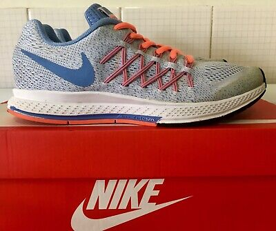 NIKE ZOOM PEGASUS 32 (759972-101) Girls US5Y - Awesome GENTLY WORN Condition!!!!