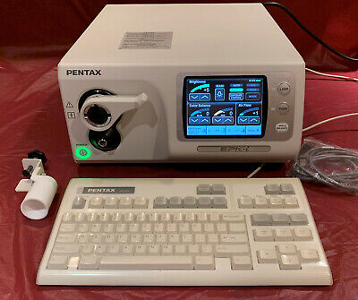 Pentax Epk-i Hd Endoscopic Video Image Processor With Keyboard