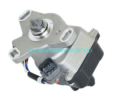 Ignition Distributor for 96-01 Acura Integra GSR TYPE-R 1.8 B18C TD81U ()