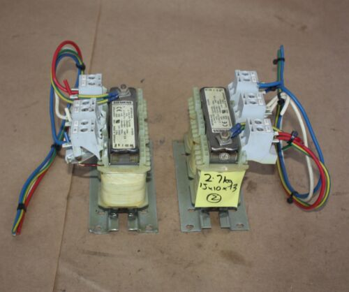 SIEMENS 4EP3600-4US 9318006 OUTPUT REACTOR 3PH 400V 18A Line Filter Choke