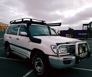 2004 Toyota Landcruiser 100series Greenvale Hume Area Preview