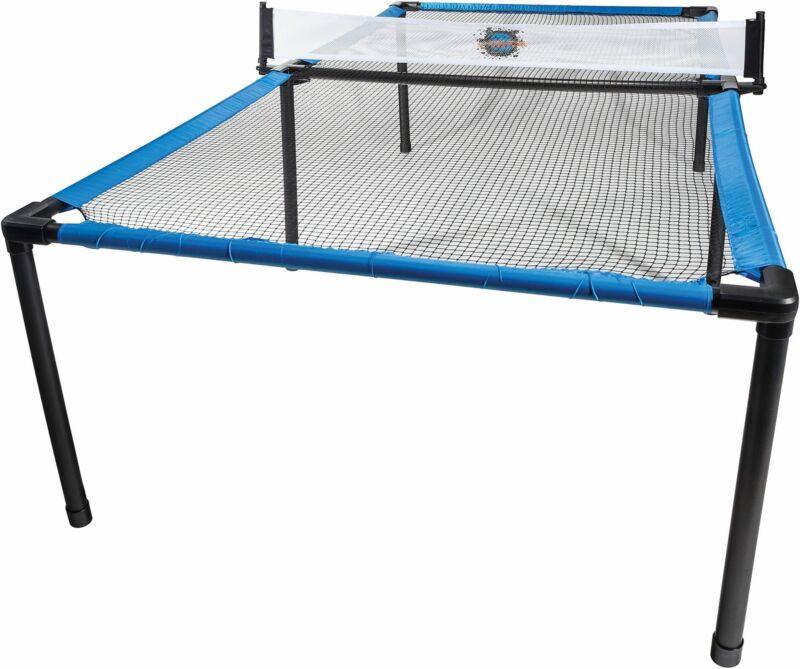 Franklin Sports 5-pc. Spyder Pong Tennis Game Set One Size Blue/black