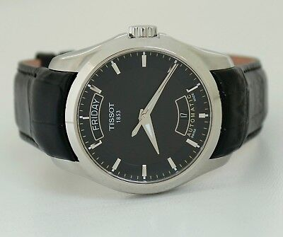 TISSOT Couturier Day-Date Automatic, T035407 Stainless ateel 40mm