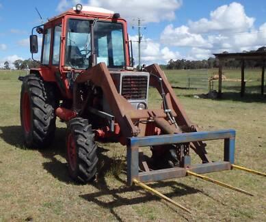 Belarus Tractor 90 HP