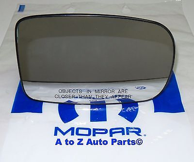 NEW 2011-2018 Dodge Charger (RH) PASSENGER Side NON HEATED Mirror Glass, OEM