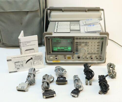 HP Agilent 8921A Cell Site Test Set