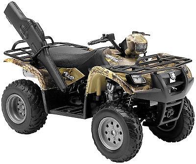 NEW RAY 43393 SUZUKI QUADRACER R450 ATV MOTORCYCLE 1//12 YELLOW
