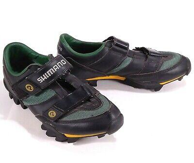 Shimano SPD SH-M 020D Cycling Bike Bicycle Shoes Men Size 6 US 39 EU